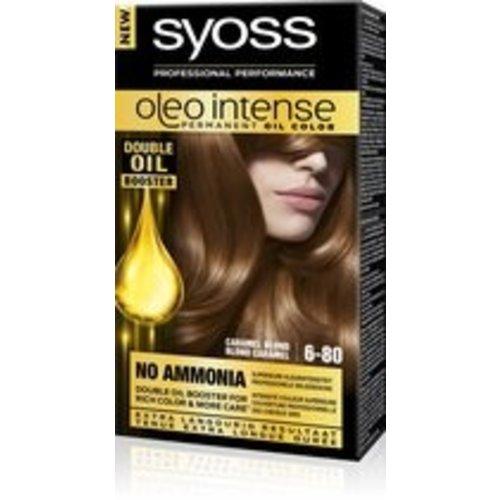 Syoss Syoss Oleo Intense 5-77 Warm Kastanjerod