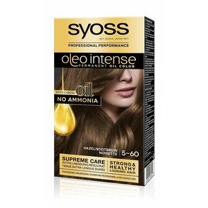 Syoss Syoss Oleo Intense 5-60 Caramel Bruin