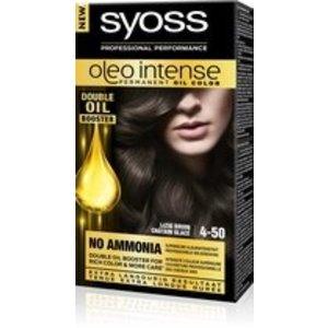 Syoss Syoss Oleo Intense 5-54 Licht Asbruin