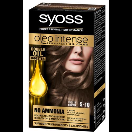 Syoss Syoss Oleo Intense 5-10 Cool Bruin