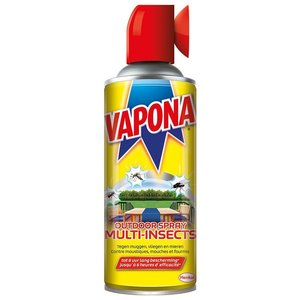 Vapona Vapona - Multi Insect Outdoor Spray 400ml