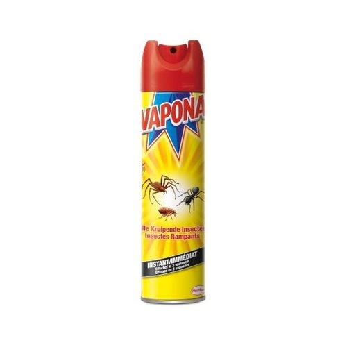 Vapona Vapona - Kruipende Insecten Spray 400ml
