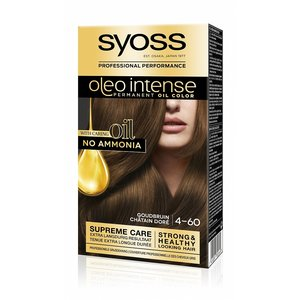 Syoss Syoss Oleo Intense 4-60 Goudbruin