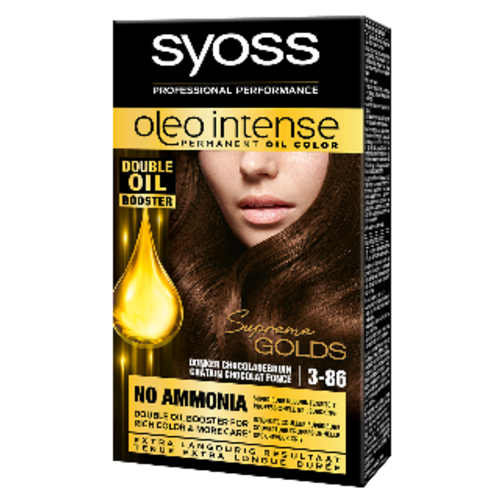 Syoss Syoss Oleo Intense 4-15 Kastanjebruin