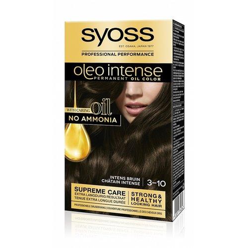 Syoss Syoss Oleo Intense 3-10 Diepbruin