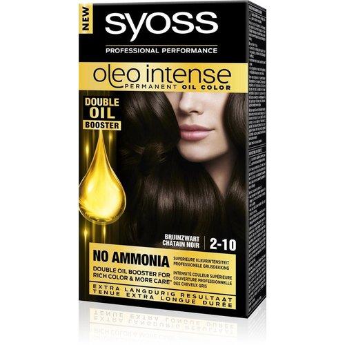Syoss Syoss Oleo Intense 2-10 Bruin Zwart
