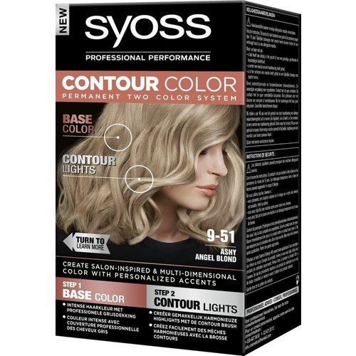 Syoss Syoss Contour Colors 9-51 Angel Blond