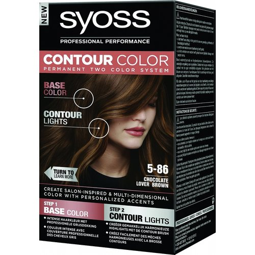 Syoss Syoss Contour Colors 5-86 Choc. Brown