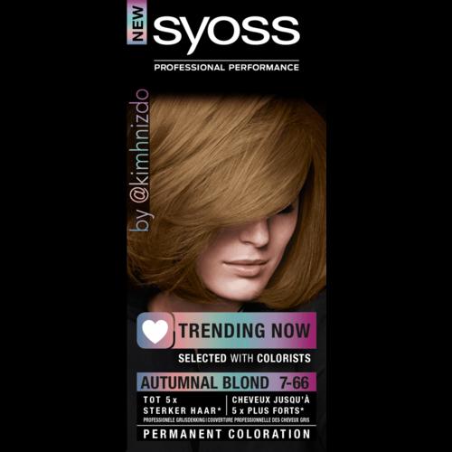 Syoss Syoss Colors Trending 7-66 Autumnal Blon