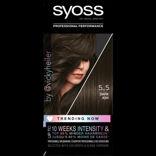 Syoss Syoss Colors Trending 5-5 Dark Ash