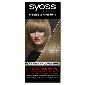 Syoss Syoss Colors 7-6 Middle Blond