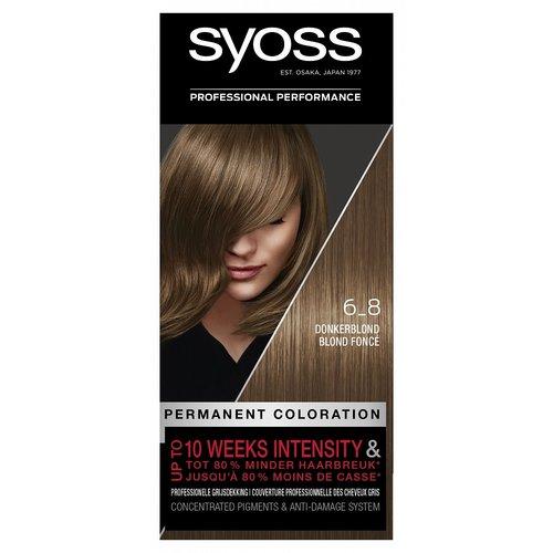 Syoss Syoss Colors 6-8 Dark Blond