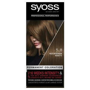 Syoss Syoss Colors 5-8 Hazel Brown