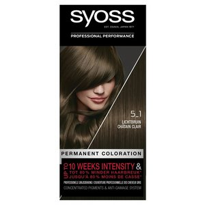 Syoss Syoss Colors 5-1 Light Brown