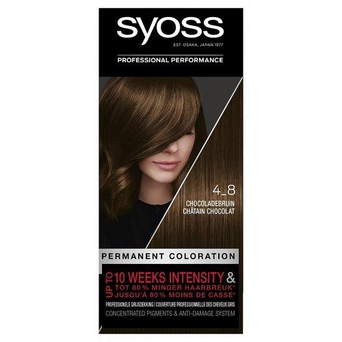 Syoss Syoss Colors 4-8 Choco Brown