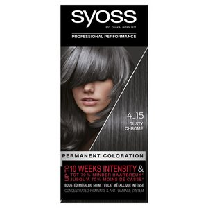 Syoss Syoss Colors 4-15 Dusty Chrome