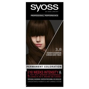 Syoss Syoss Colors 3-8 Sweet Brunette