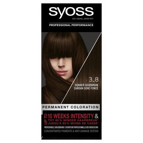 Syoss Syoss Colors 3-8 Sweet Brunette