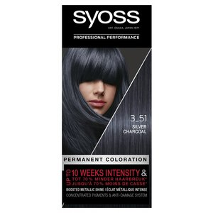 Syoss Syoss Colors 3-51 Silver Chacoal