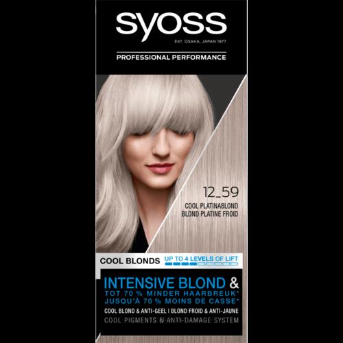 Syoss Syoss Colors 12-59 Platina Cool Blonds