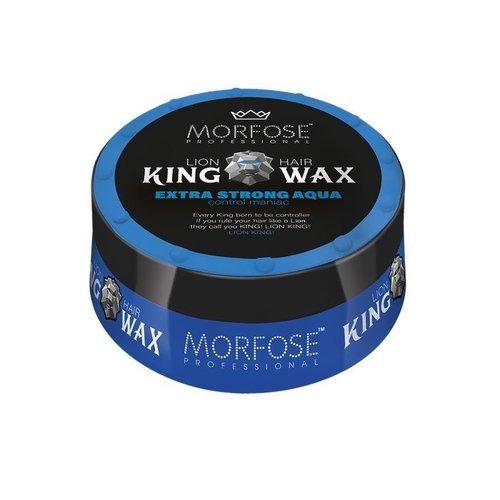 Morfose Morfose Hair Wax King - Extra Strong Aqua 175ml