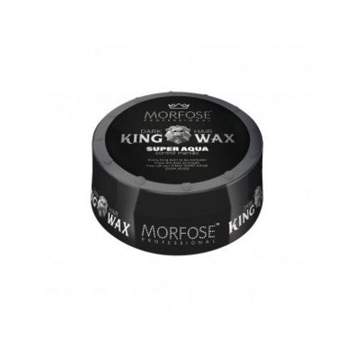 Morfose Morfose Hair Wax King - Super Aqua 175ml