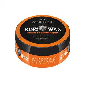 Morfose Morfose Hair Wax King - Mega Strong Aqua 175ml