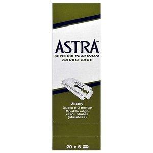 Astra Astra Double Edge - 20x5 Blades