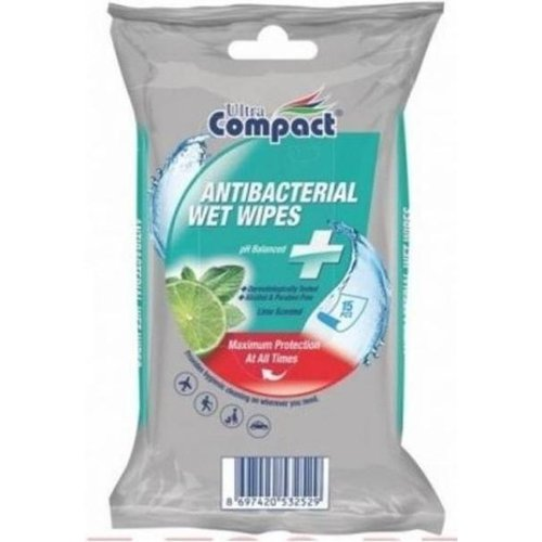 Ultra Compact Ultra Compact - Wet Wipes 15pcs