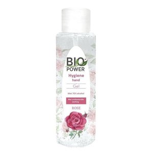 Biopower Biopower Handgel - Rose 100ml