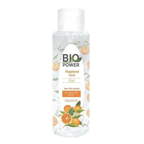 Biopower Biopower Hygiëne Handgel - Orange 100ml