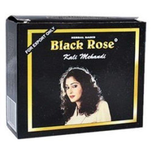 Black Rose Black Rose Henna - Black 5x10g