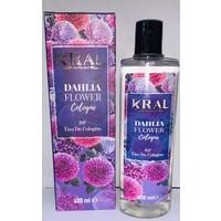 Kral eau de cologne dahlia flower 400 ml