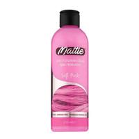 Mattie semi permanent haarverf soft pink 210 ml