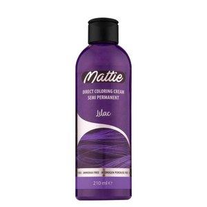 Mattie Mattei semi permanent haarverf 210 ml Lilac