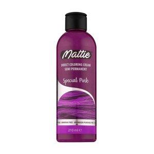 Mattie Mattie semi permanent haarverf 210 ml Special Pink