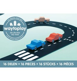 Way To Play Way to Play - Autoweg (16 stuks)