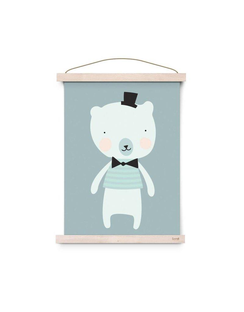 Eef Lillemor Eef Lillemor poster Dandy Mister Polar - A3