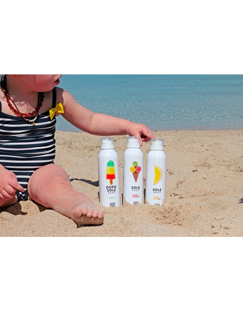 Linea MammaBaby Zonnecrème SPF 30 - Linea MammaBaby