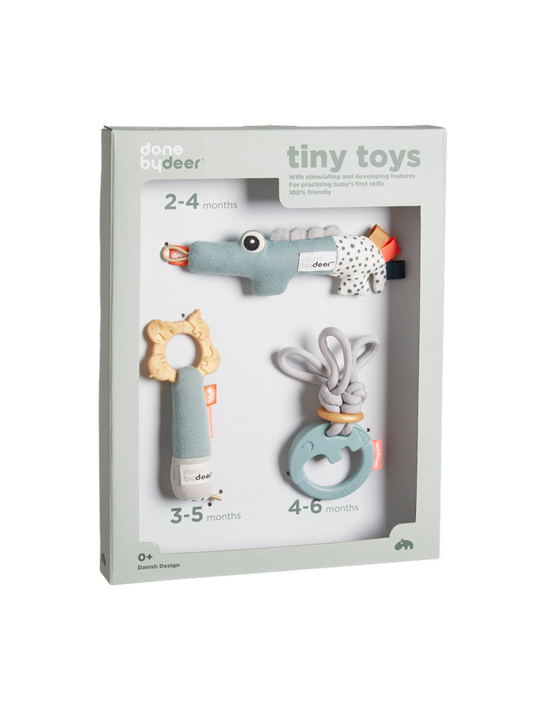 Done by Deer Done by Deer - Tiny Activity Toys - Gift Set