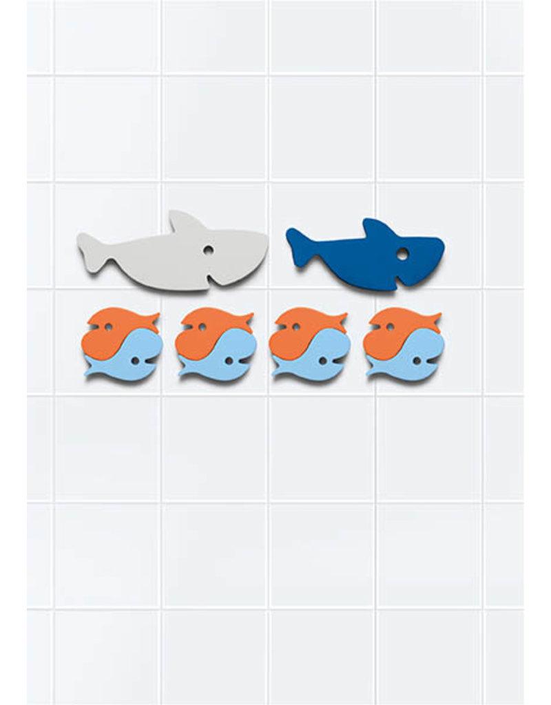 Quutopia Badpuzzel Sharks - Quutopia