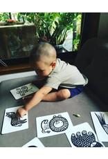 Wee Gallery Wee Gallery Art Cards - Boerderij