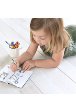 Wee Gallery Tekenboekje '32 ways to dress baby animals' - Wee Gallery