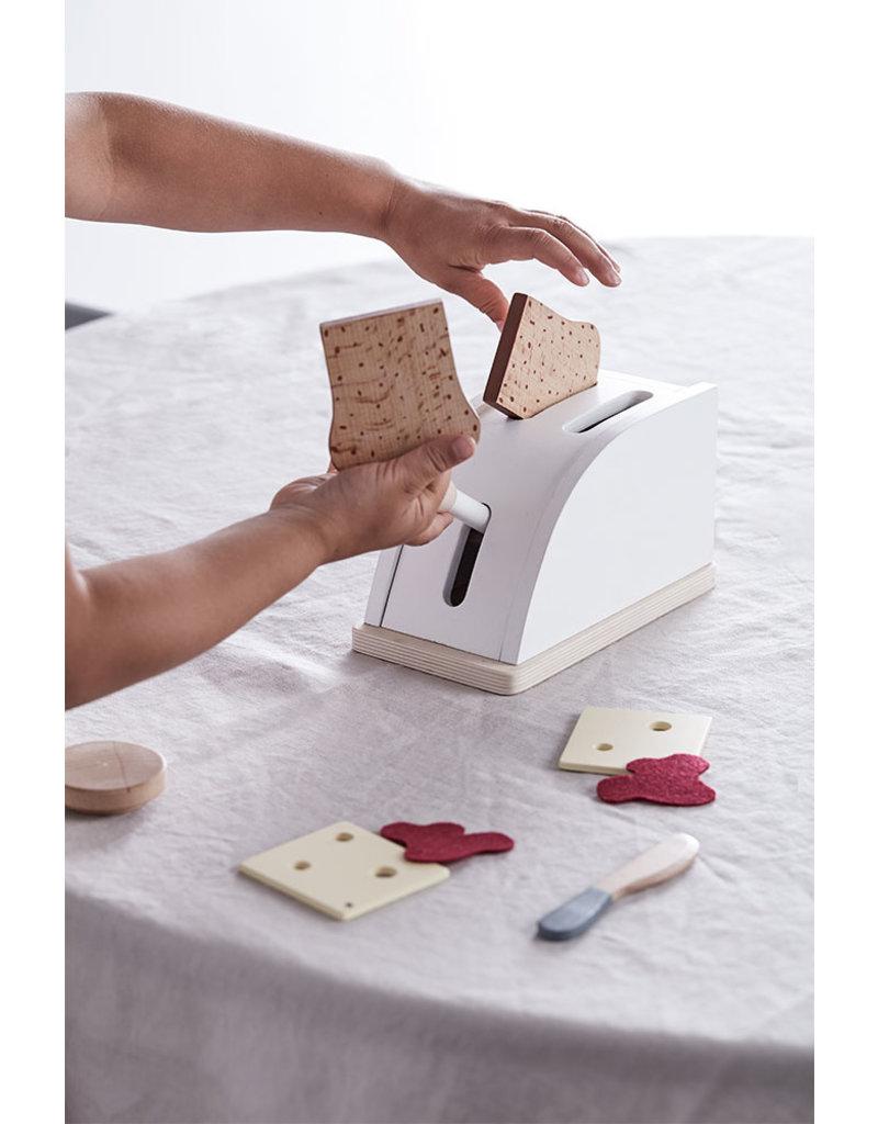 Kid's Concept Houten Toaster - Kid's Concept