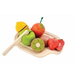 PlanToys Houten Fruit Assortiment - PlanToys