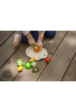 PlanToys Houten Fruit Assortiment - PlanToys