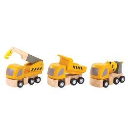 PlanToys Set Onderhoudswagens - PlanToys