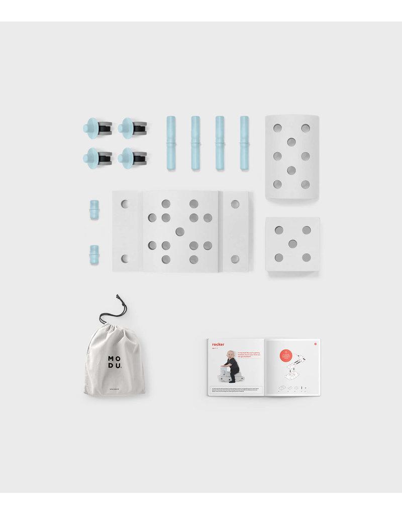 MODU MODU Curiosity Kit - Blauw