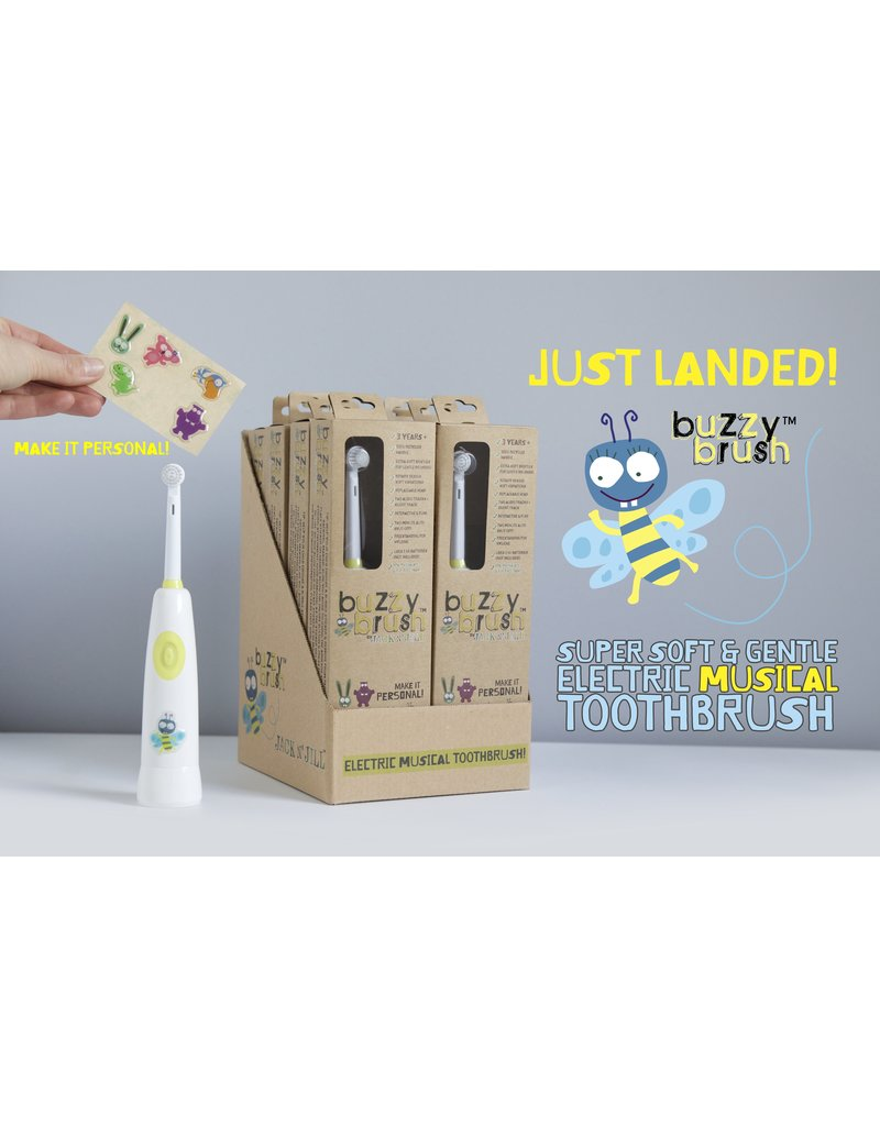 Elektrische Tandenborstel Buzzy Brush - Jack N' Jill