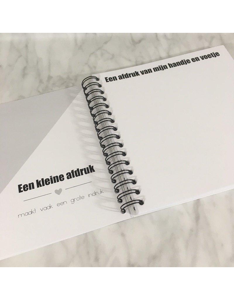 Studijoke Invulboek Peuter tot Kleuter ZWART - Studijoke